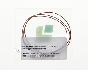 Thermocouple Splicing Wire J-Type (SLE) 1m/3ft