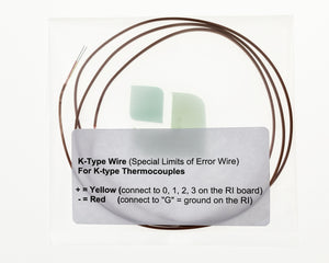 Thermocouple Splicing Wire K-Type (SLE) 1m/3ft