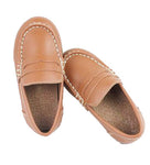 Penny Loafers (Caramel) - McCoy's Boys