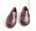 Penny Loafers (Chocolate) - McCoy's Boys
