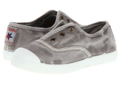 Cienta Sneaker - Distressed Grey