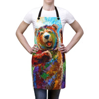 Live It Up - Art Apron