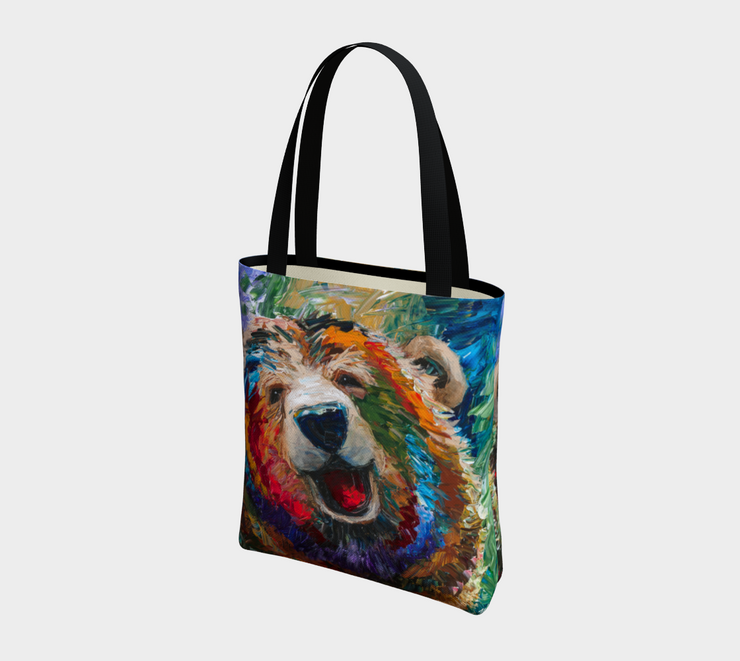 Tote Bag-Joyful