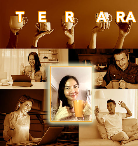 TeRaRa Party with Sara