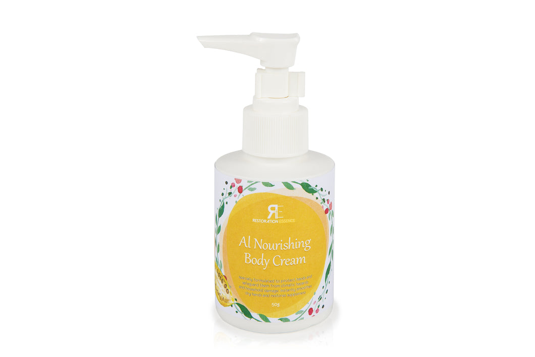 Al Nourishing Body Lotion with Organic Pandan