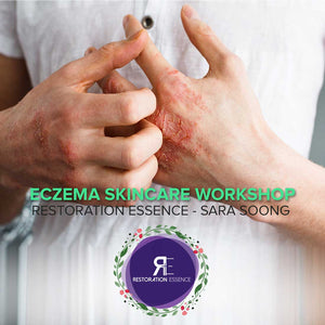 Become The Eczema Fighter - Live Workshop For Eczema Skincare