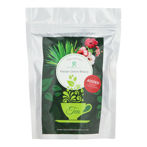 Pandan Detox Beauty Tea