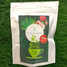 Load image into Gallery viewer, Pandan Detox Beauty Tea