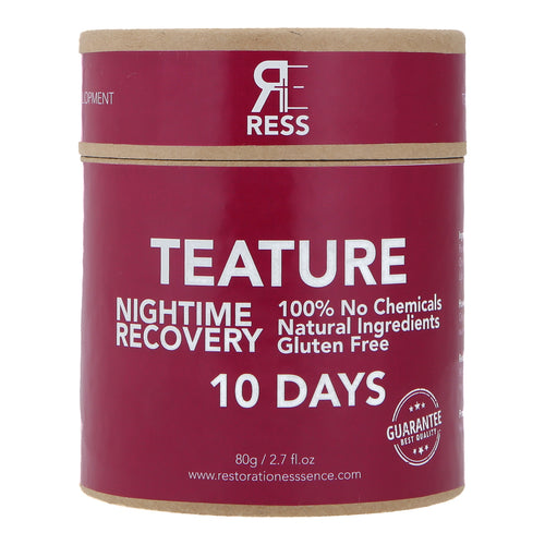 Teature 10 Days Detox Night Recovery