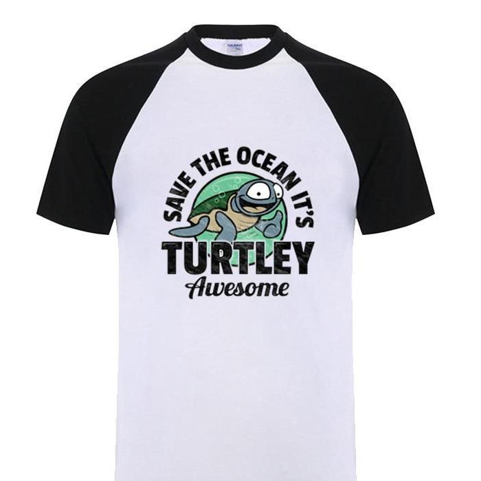 """Turtley Awesome"" Graphic Tee"