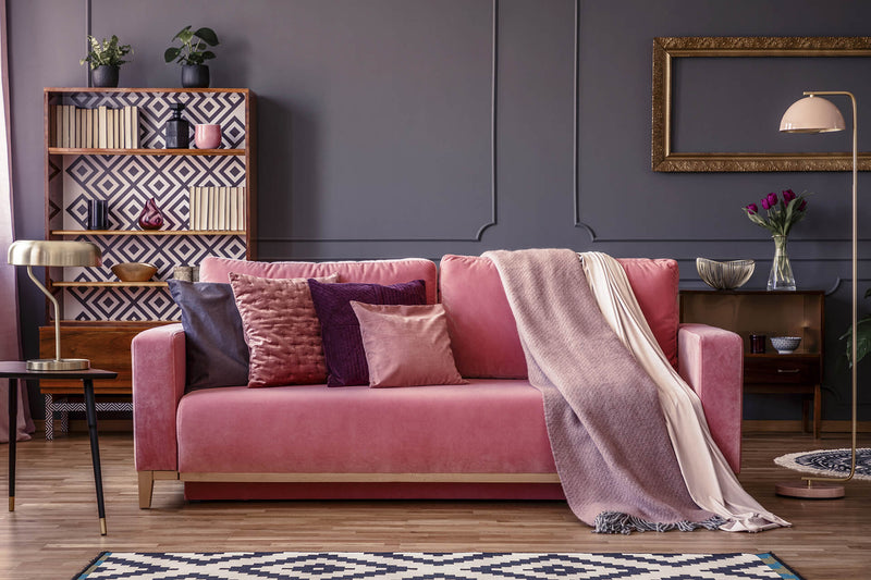 How to Choose the Right Color for Your Sofa