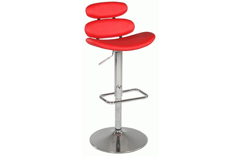 Bach Adjustable Stool Red