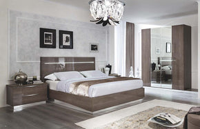 Platinum Legno Modern Bedroom Set