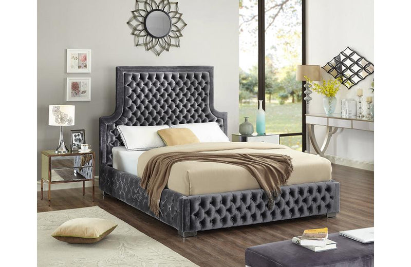 Eada Grey Bed