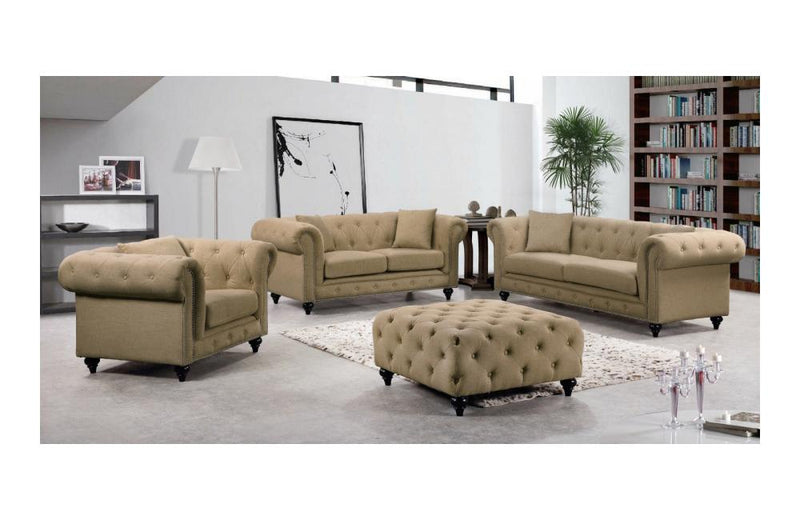 Endicott Sand sofa set