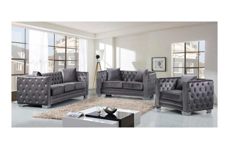 Destry Grey sofa set
