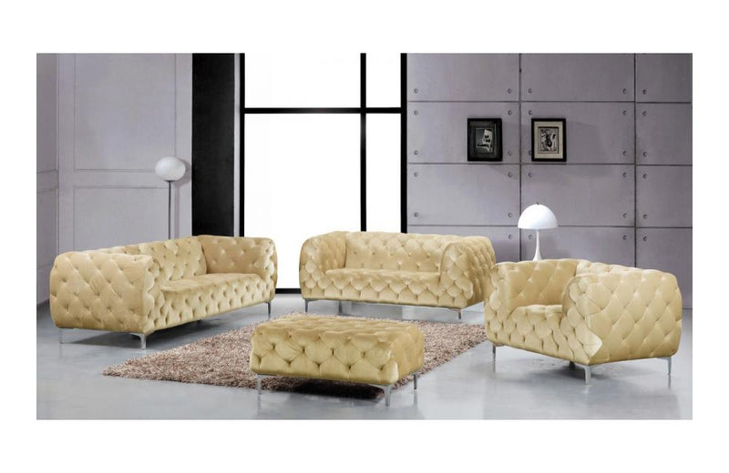 Acker Beige sofa set