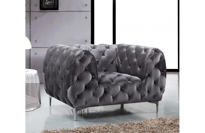 Acker Grey Chair