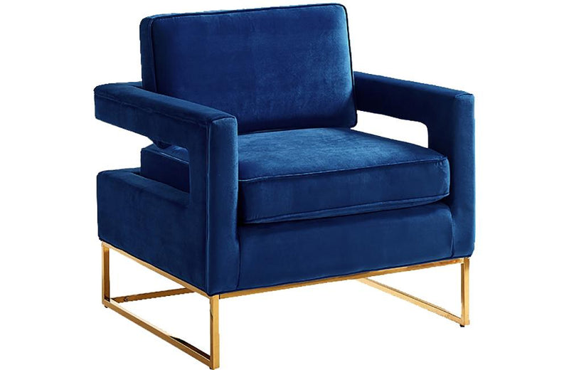 Cicely Navy Chair