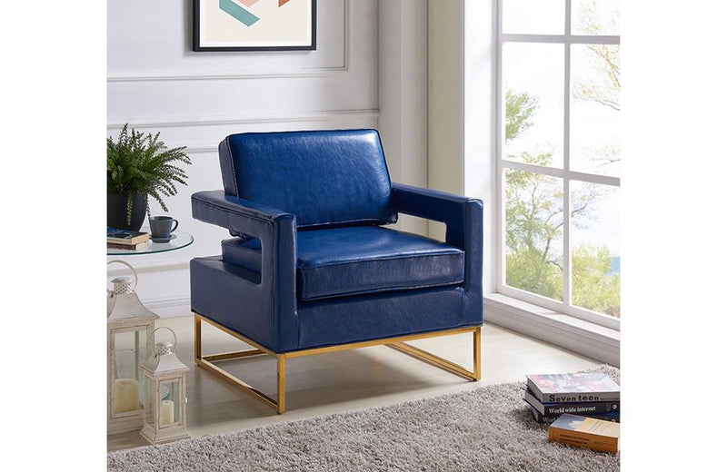 Corby Navy Chair
