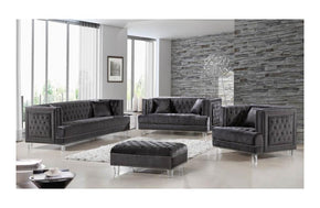 Ryan Grey sofa set