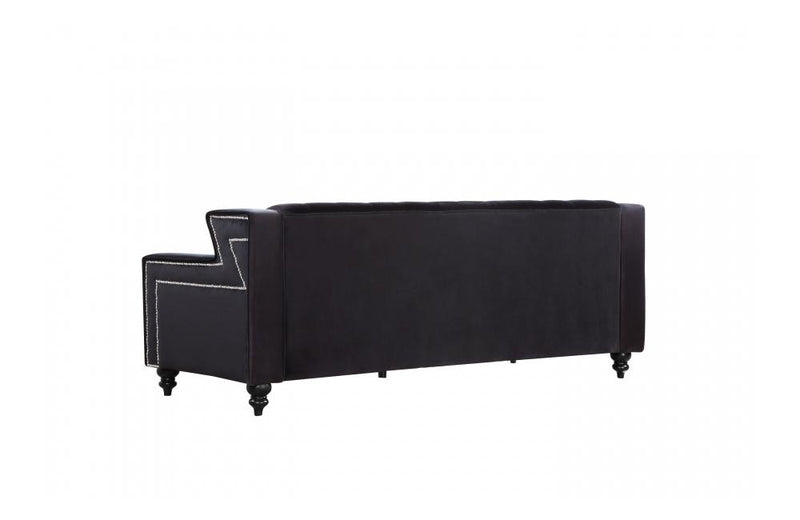 Callie Black sofa