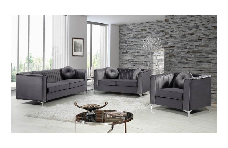 Brooke Grey sofa set