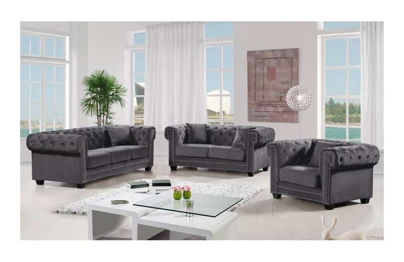 Eloise Grey sofa set