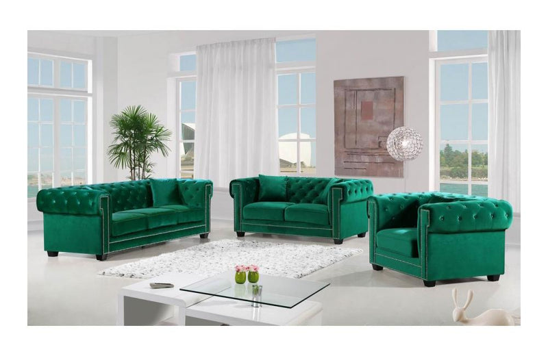 Eloise Green sofa set