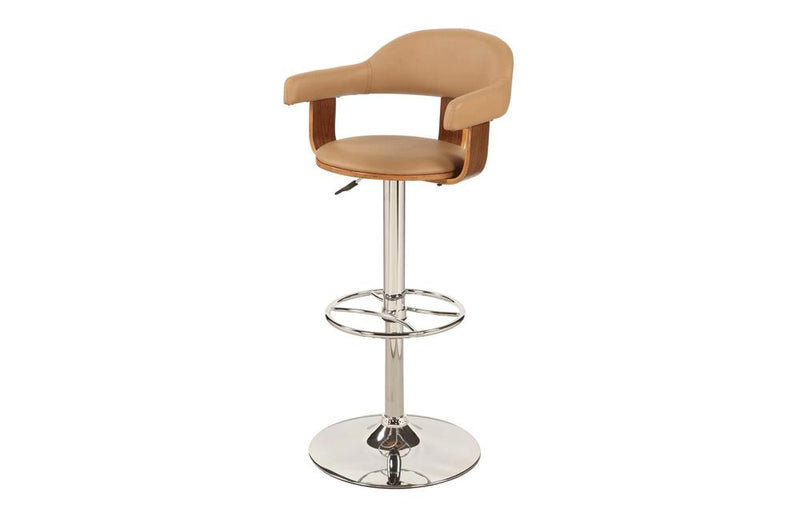 Carter Adjustable Stool Beige