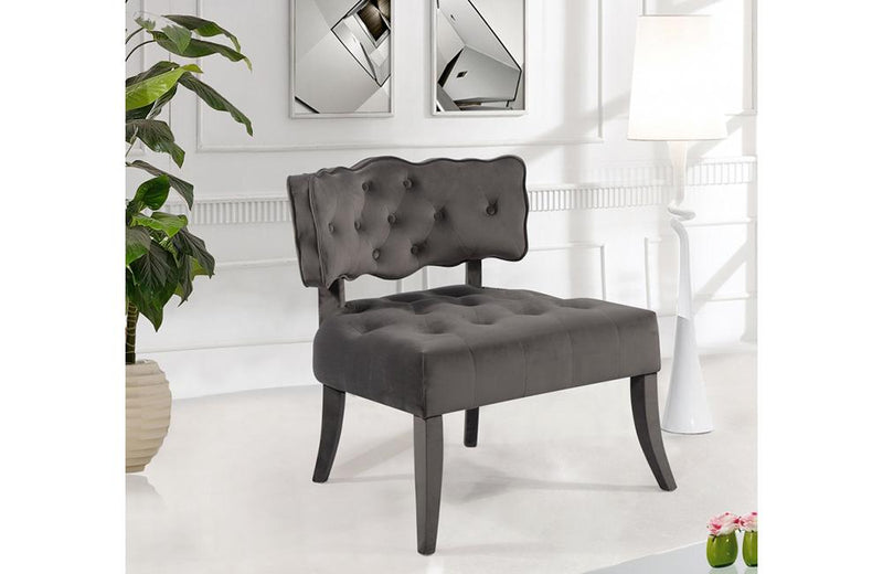 Elberta Grey Chair