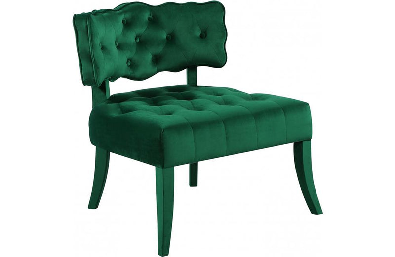 Elberta Green Chair