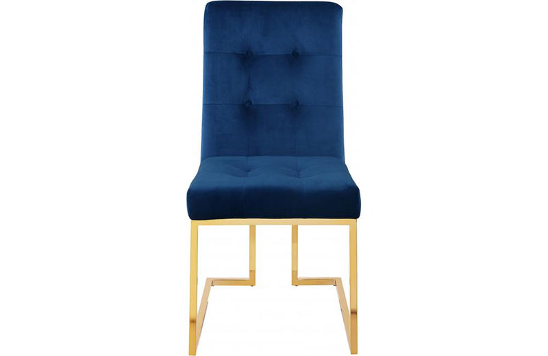 Beckham Navy Dining Chair