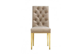 Babson Beige Dining Chair