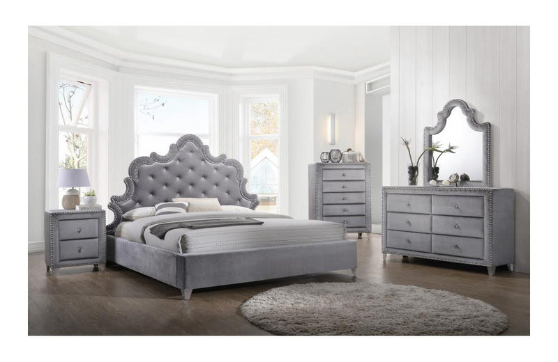 Ealasaid Grey Bed