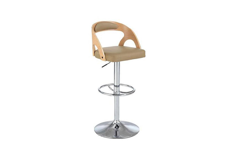 Aaliyah Adjustable Stool Beige