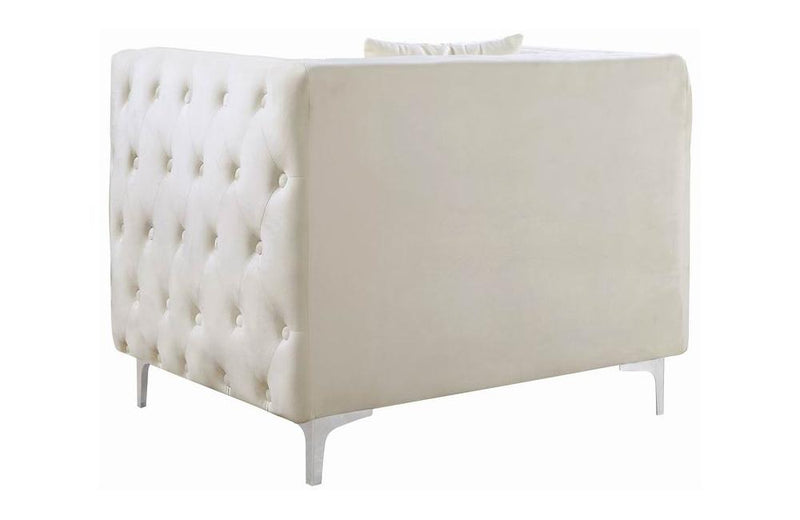 Cady Cream Chair