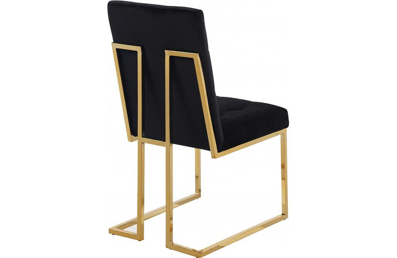 Beckham Black Dining Chair