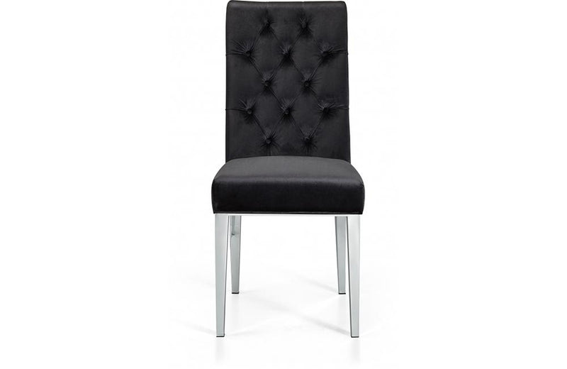 Bruin Black Dining Chair
