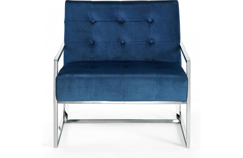 Corliss Navy Chair