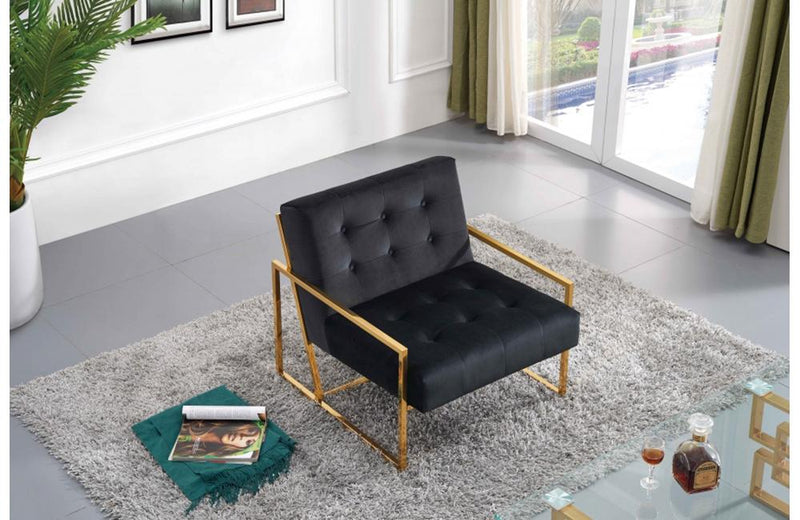 Divine Black Chair