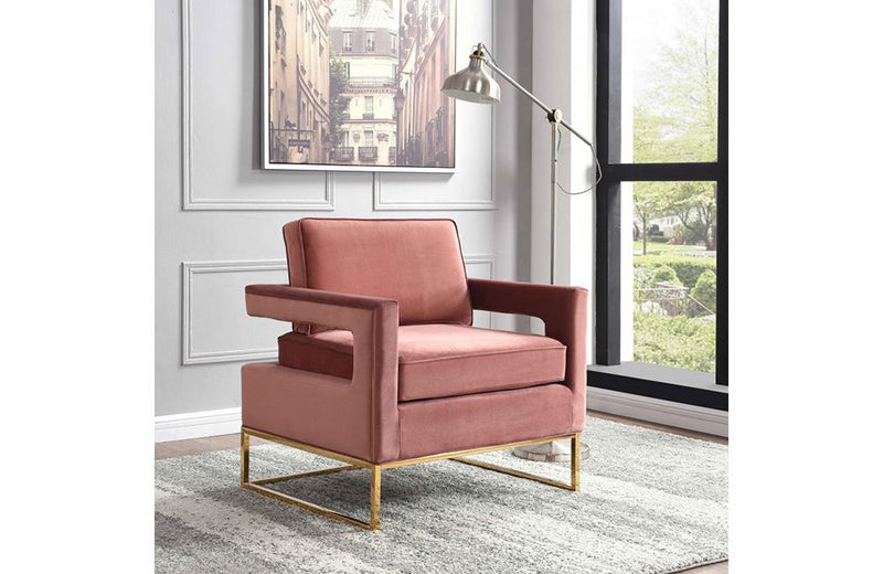 Cicely Pink Chair