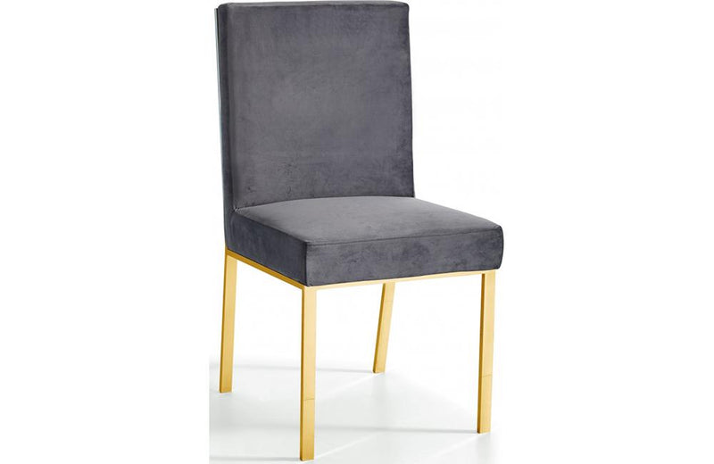 Fulton Grey Dining Chair