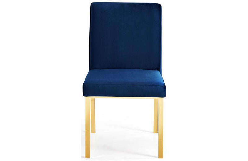 Fulton Navy Dining Chair
