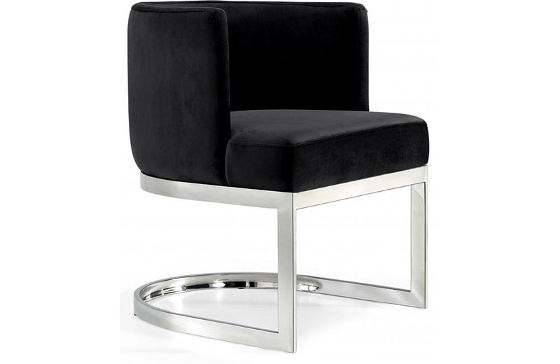 Jex Black Dining Chair