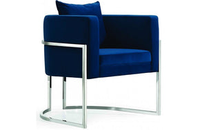 Rodney Navy Chair