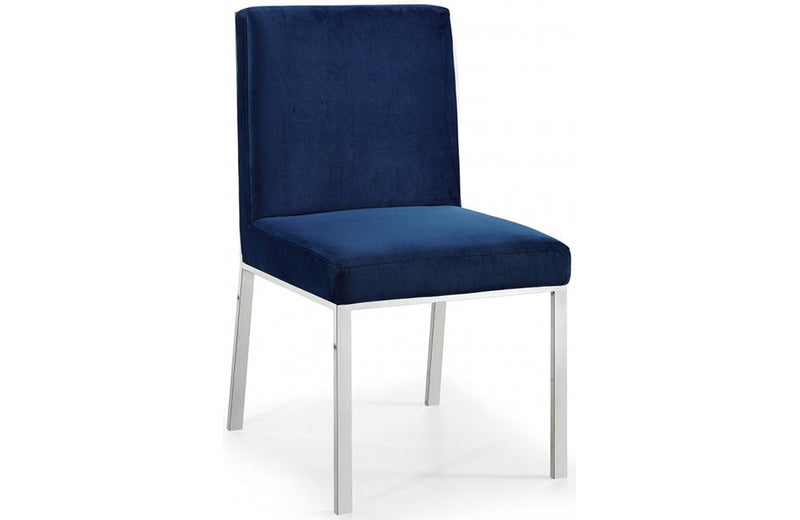 Frost Navy Dining Chair