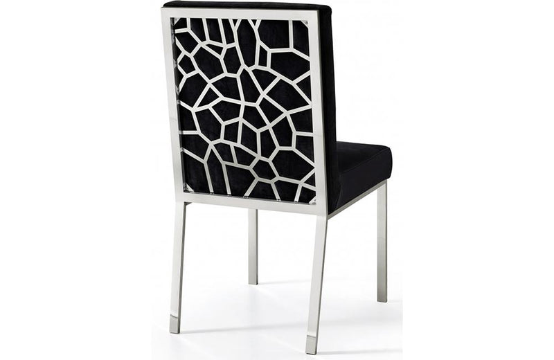 Frost Black Dining Chair