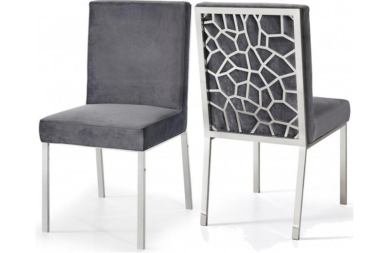 Frost Grey Dining Chair