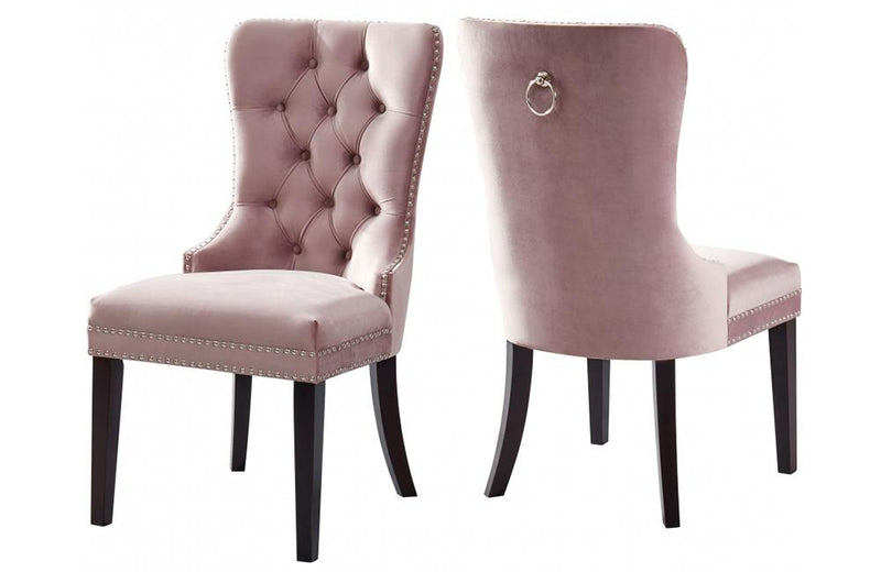 Jose Pink Dining Chair